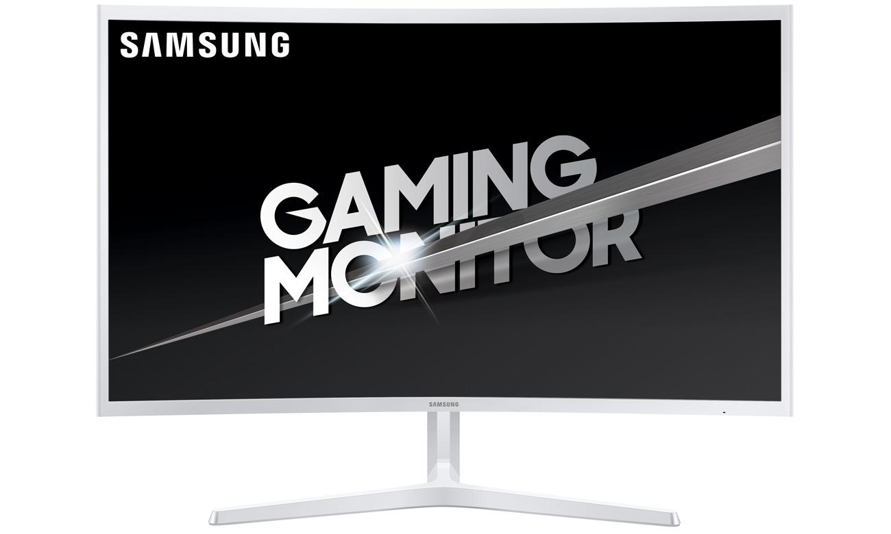 Samsung C32JG51FDUX Curved Rozdzielczość Full HD