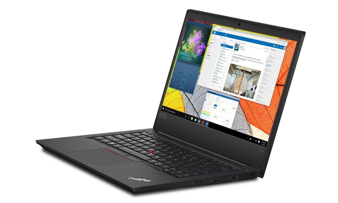Laptop biznesowy Lenovo ThinkPad E490