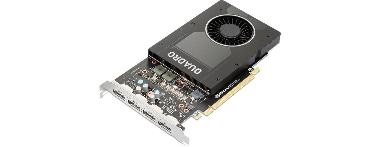 Karta graficzna Lenovo Quadro P2200 5GB GDDR5 X4X60W87106