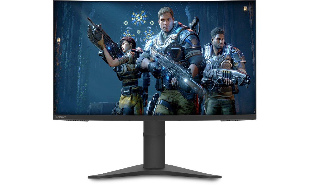 Monitor dla graczy Lenovo G27c-10