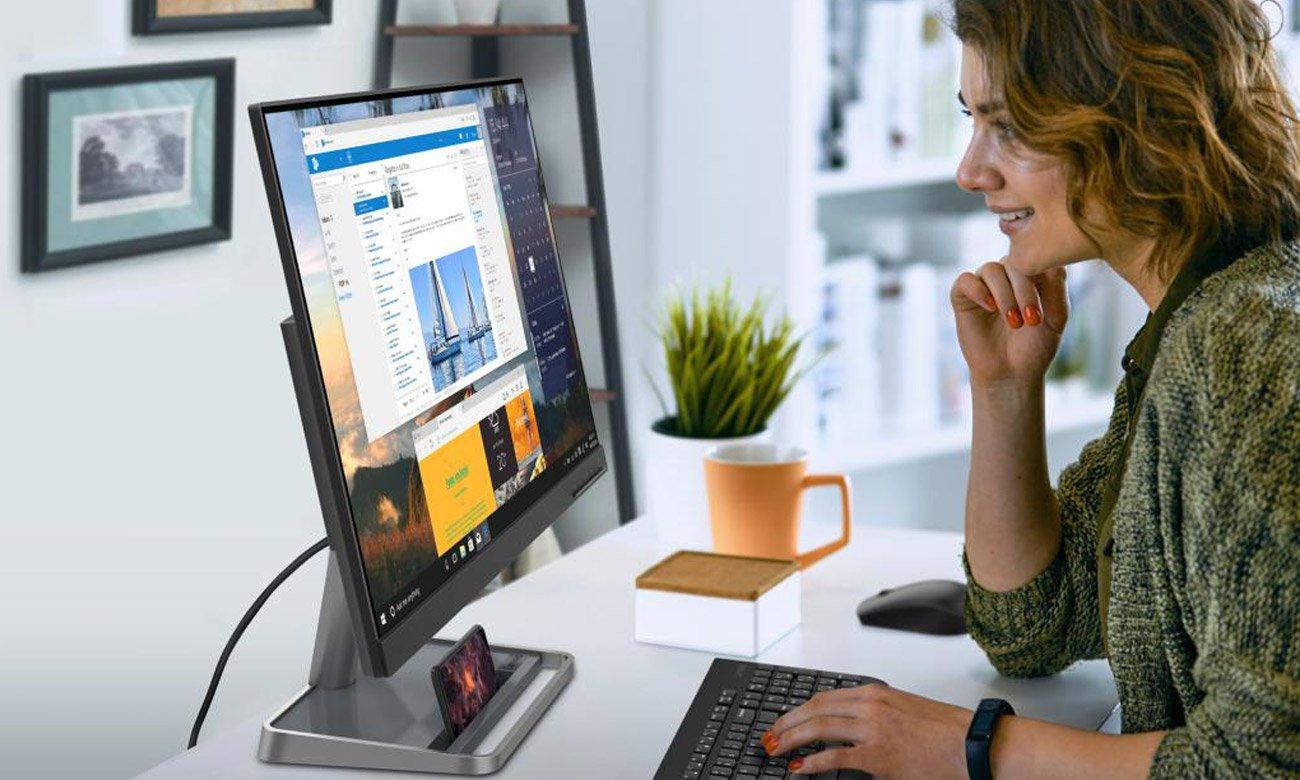 Monitor do domu i do biura Lenovo L24i-30
