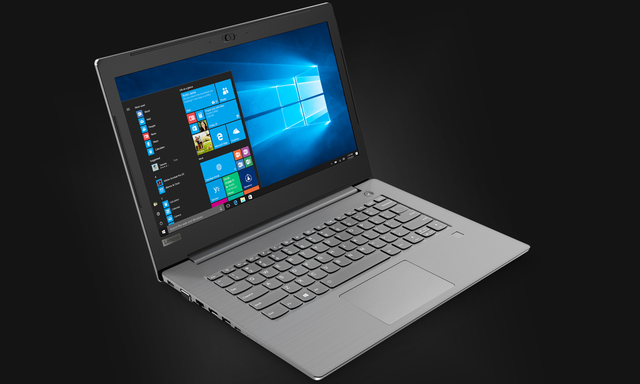 Laptop Lenovo V330 układ graficzny Intel UHD