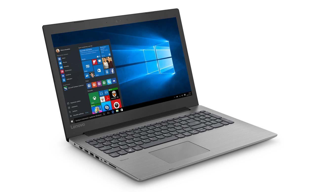 Lenovo Ideapad 330 Procesor Intel Core i3 8-ej generacji