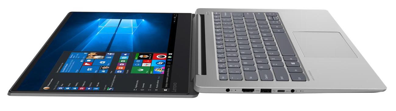 Lenovo Ideapad 530s ultrabezpieczny szybki czytnik linii papilarnych