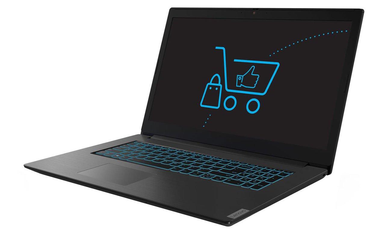 Lenovo Ideapad L340-17 GeForce GTX 1650– Twój gamingowy oręż