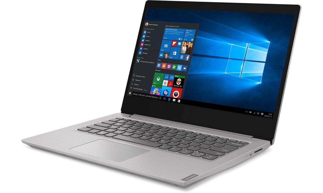 Ultramobilny laptop Lenovo Ideapad S145-14