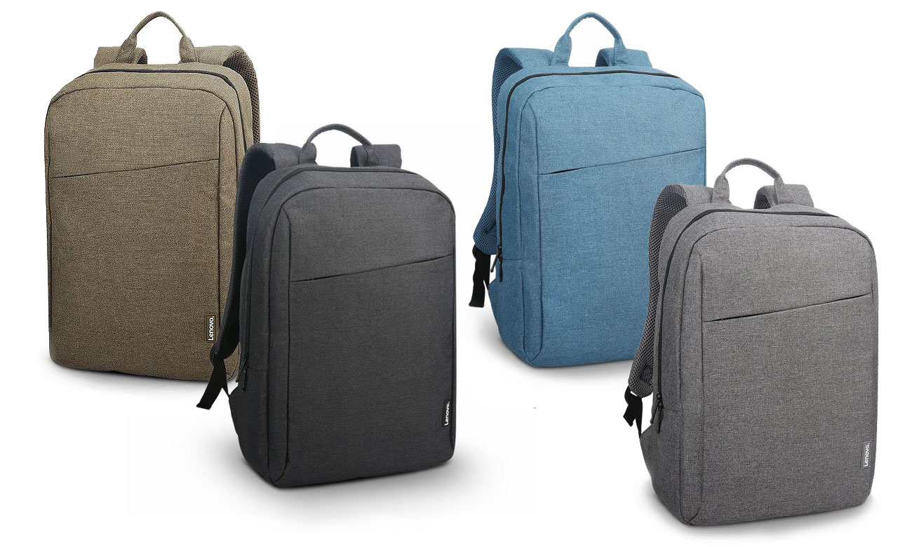 Lenovo Casual Backpack B210 stylowy plecak do laptopa