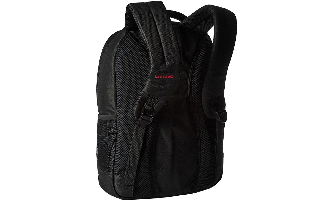 Plecak na laptopa Lenovo B3055 Backpack 15,6'' widok z tyłu
