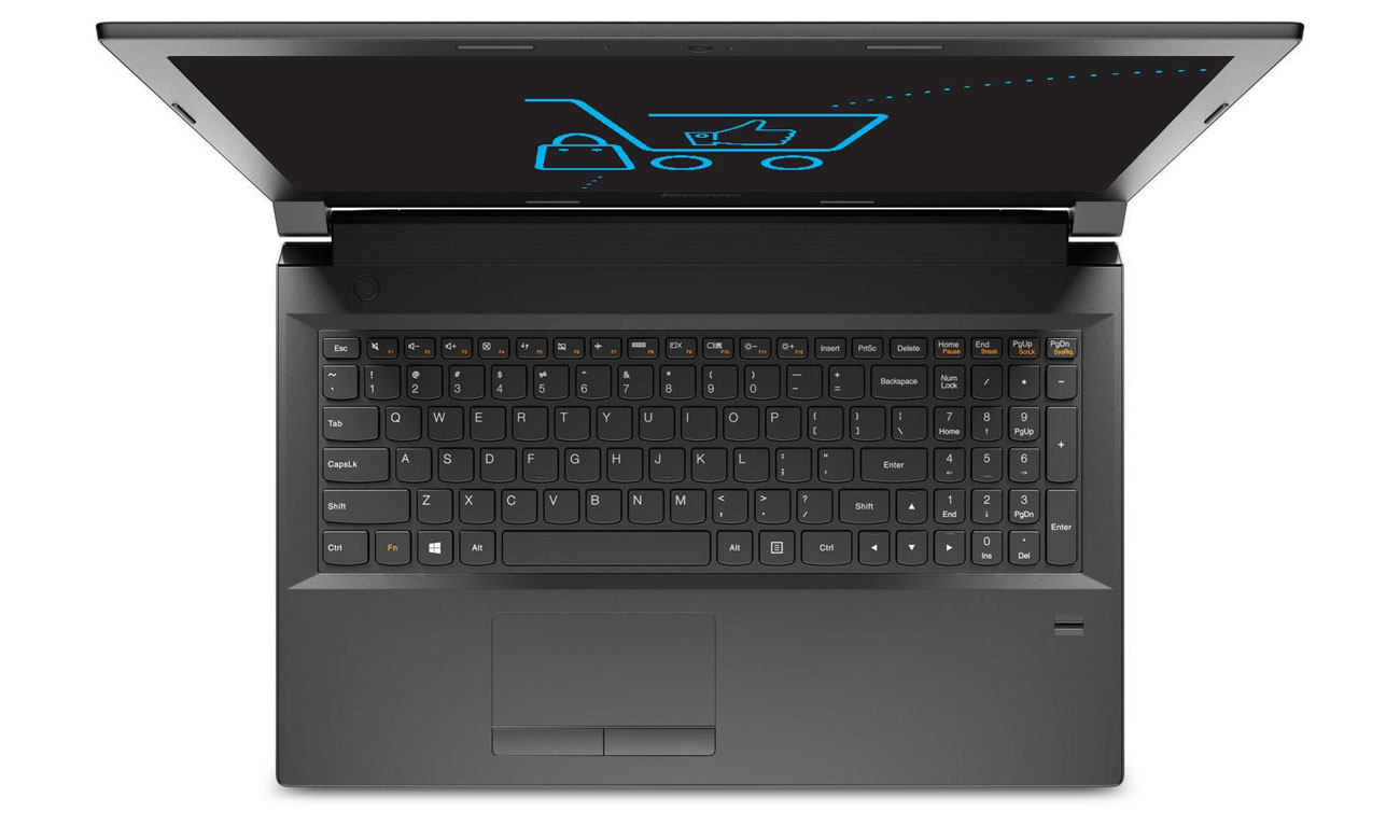 Laptop Lenovo B50-80 klawiatura AccuType