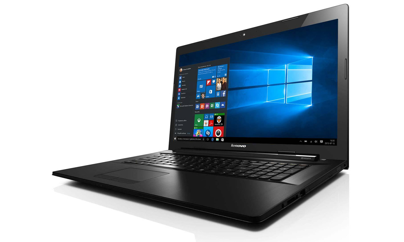 Laptop Lenovo B70-80 panel dotykowy klawiatura Accutype precyzja