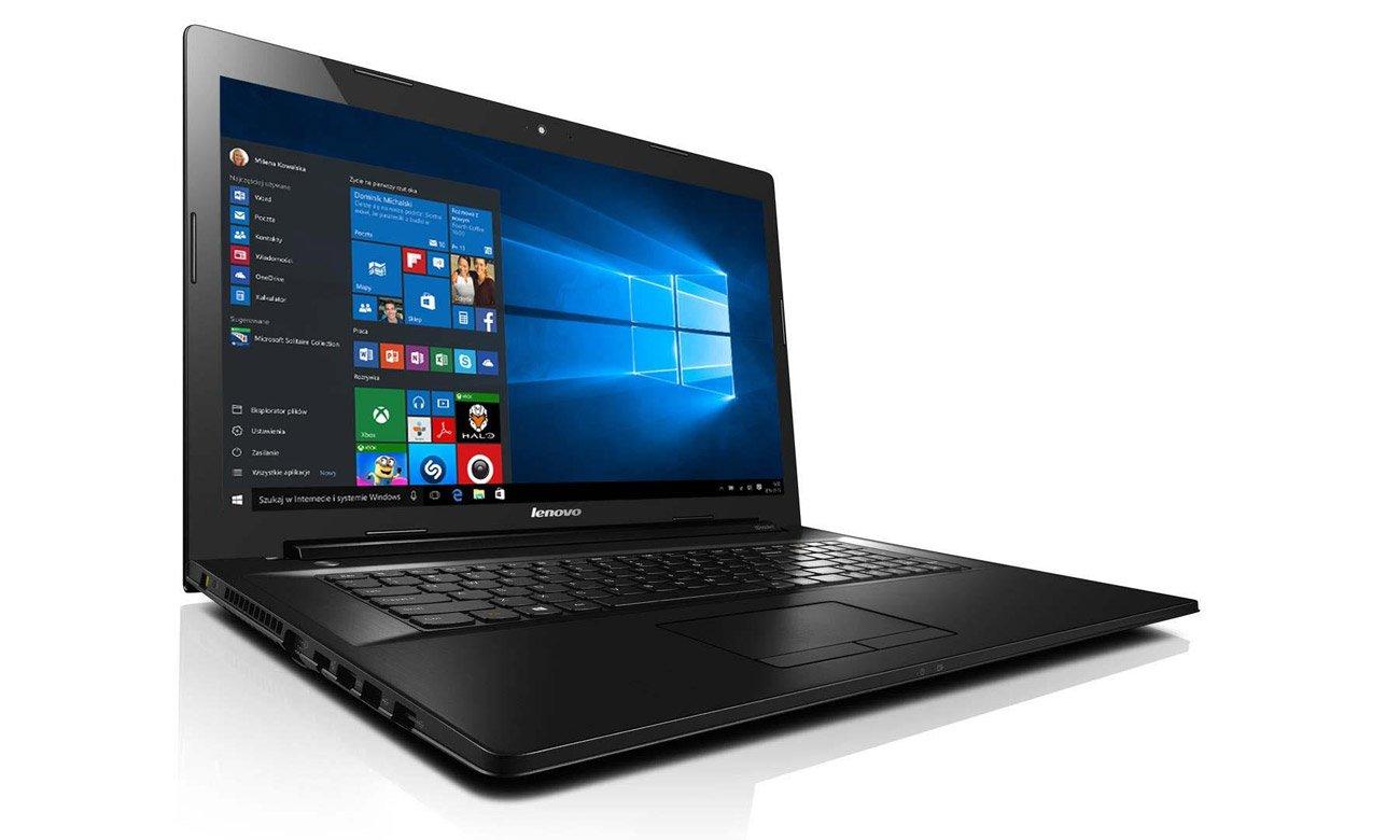 Laptop Lenovo B70-80 układ graficzny intel hd graphics
