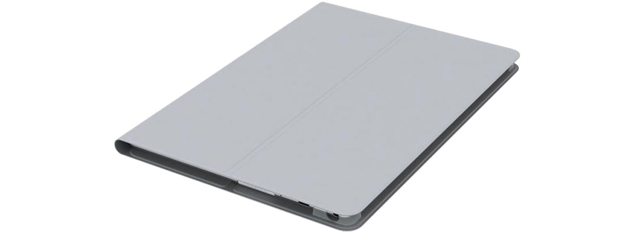 Etui Folio Case do Lenovo TAB4 10 HD szary ZG38C01767