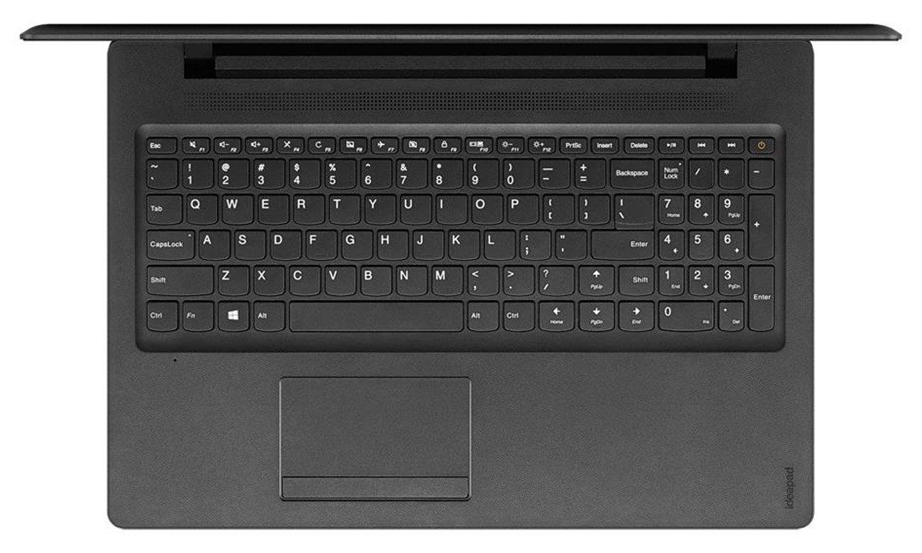 Laptop Lenovo Ideapad 110 klawiatura