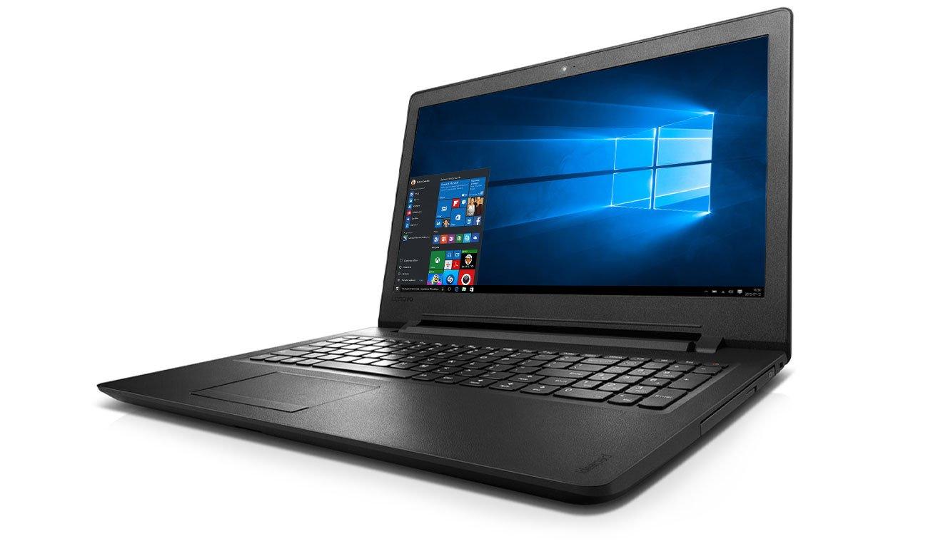 Laptop Lenovo Ideapad 110 z układem graficznym Intel