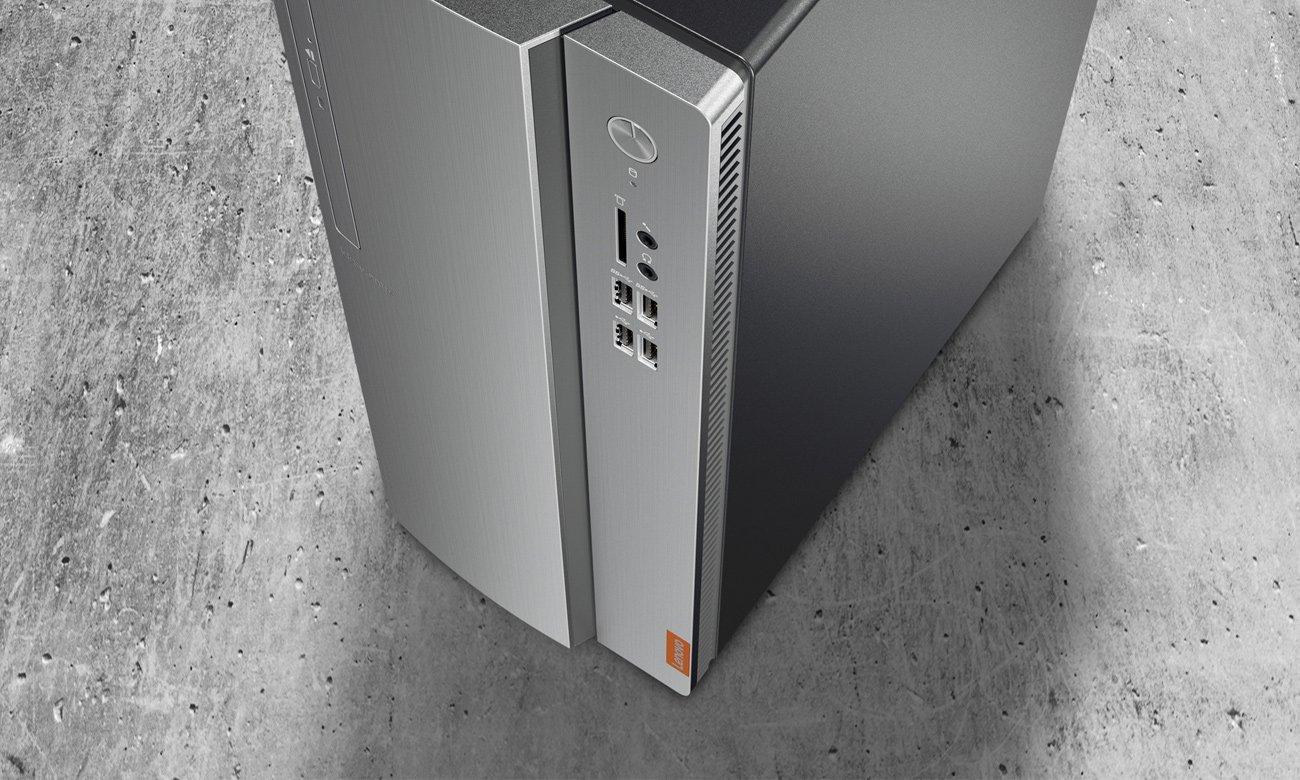 Lenovo Ideacentre 510A wydajny komputer