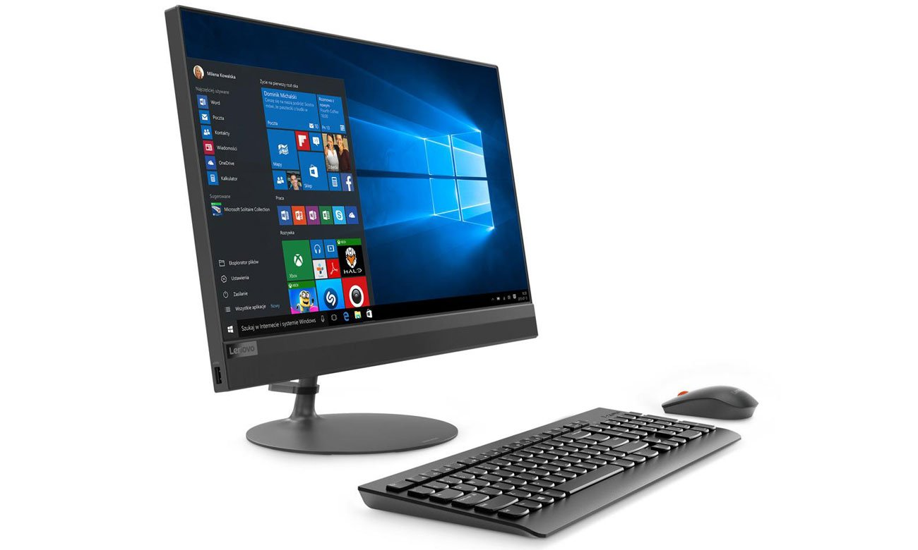 Lenovo Ideacentre AIO 520-24 Full HD