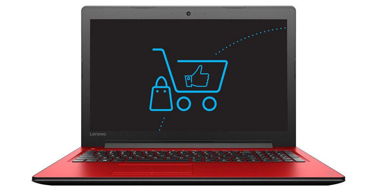 Laptop Lenovo Ideapad 310 procesor intel core i5 siódmej generacji