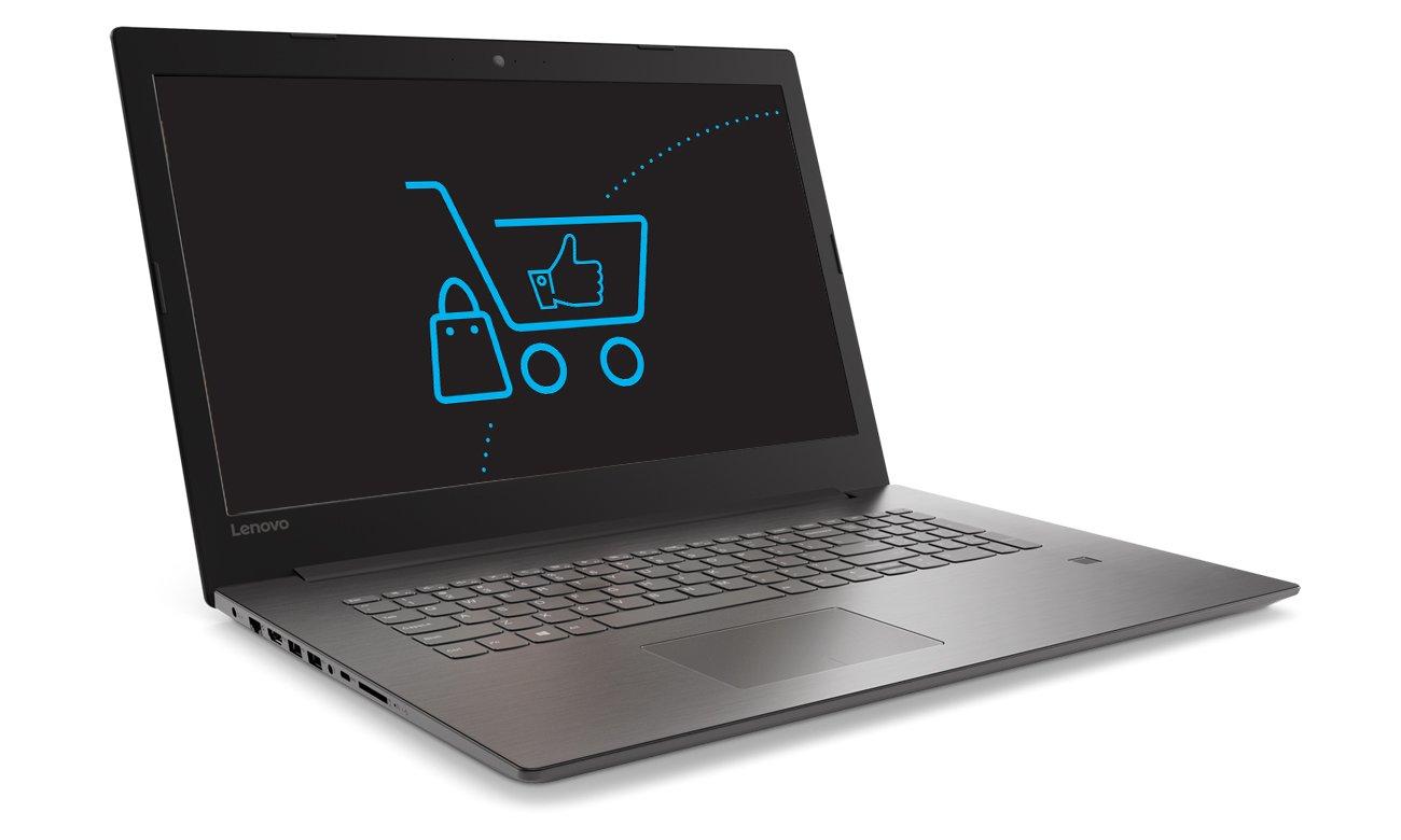 Procesor Intel Core i5 ósmej generacji w Lenovo Ideapad 320