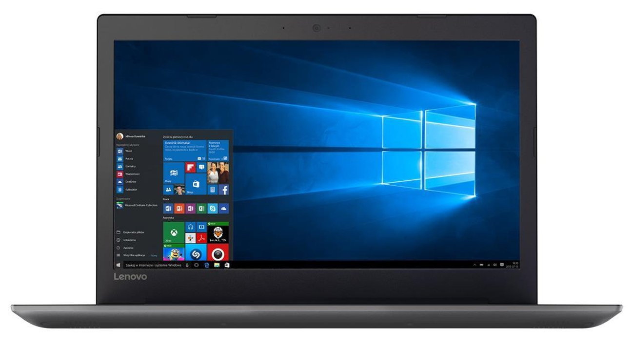 Lenovo Ideapad 320 karta graficzna NVIDIA GeForce MX150