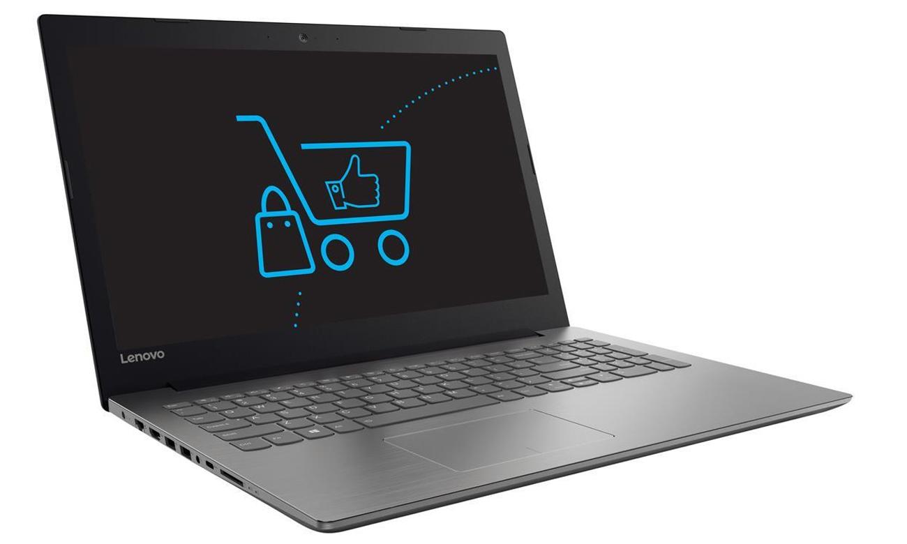 Lenovo Ideapad 320 procesor intel core ósmej generacji