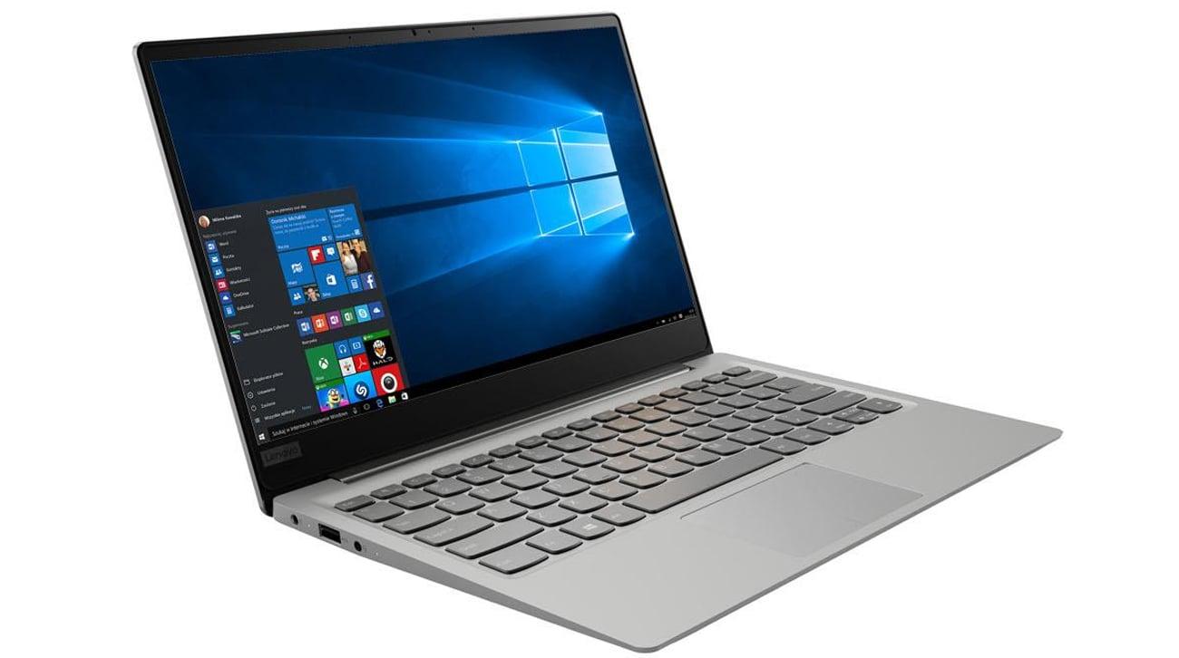 Lenovo Ideapad 320s układ graficzny intel UHD graphics