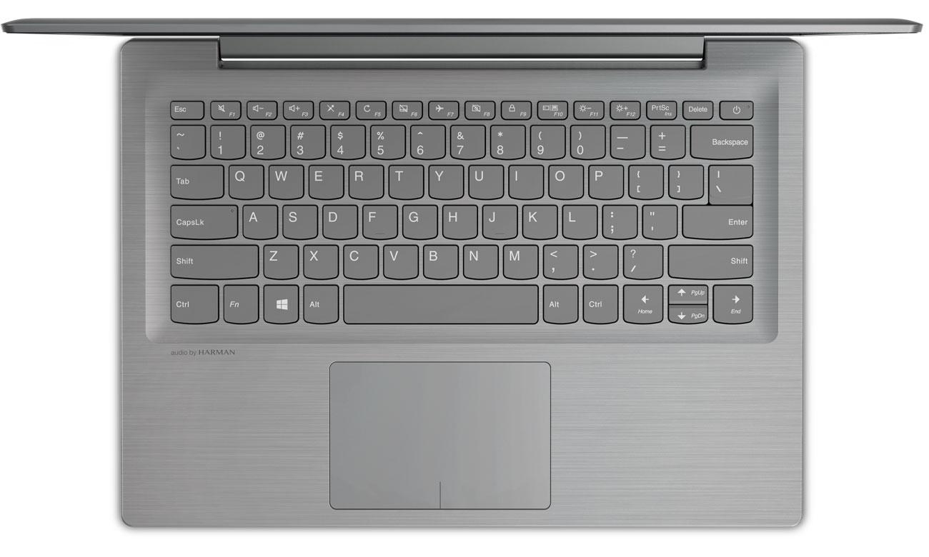 Lenovo Ideapad 320s Cienki i lekki, minimalistyczna stylistyka