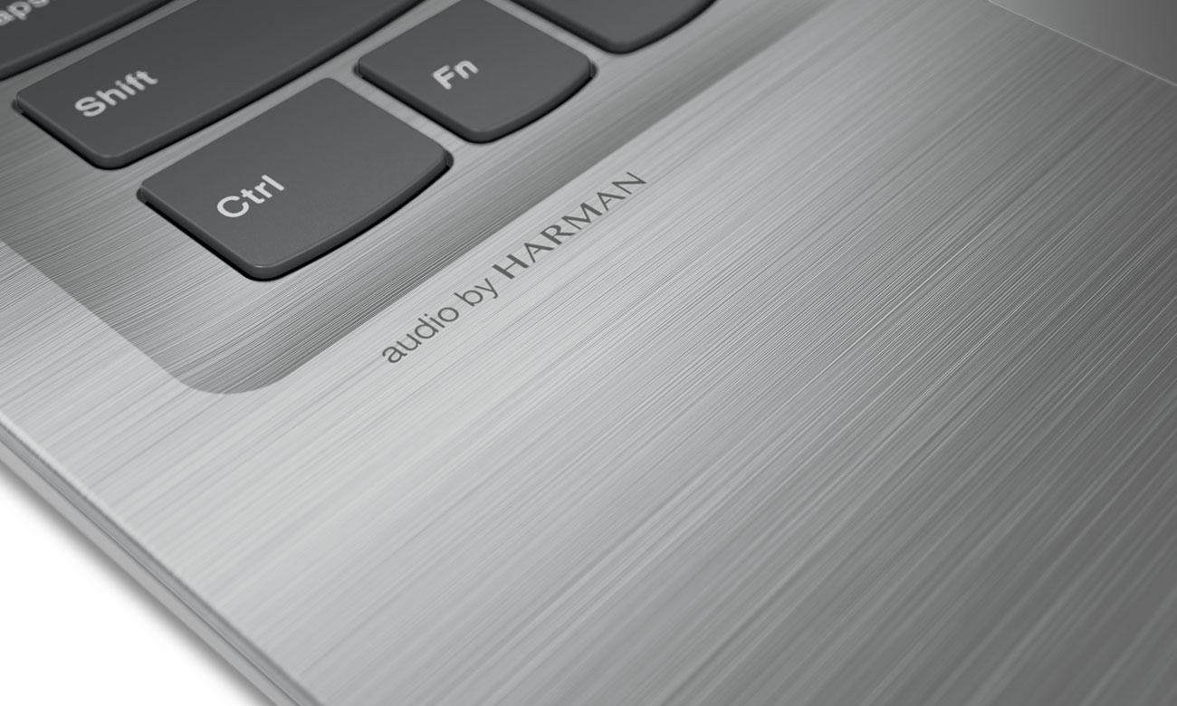 Lenovo Ideapad 320s Dwa głośniki Harman oraz system Dolby Audio