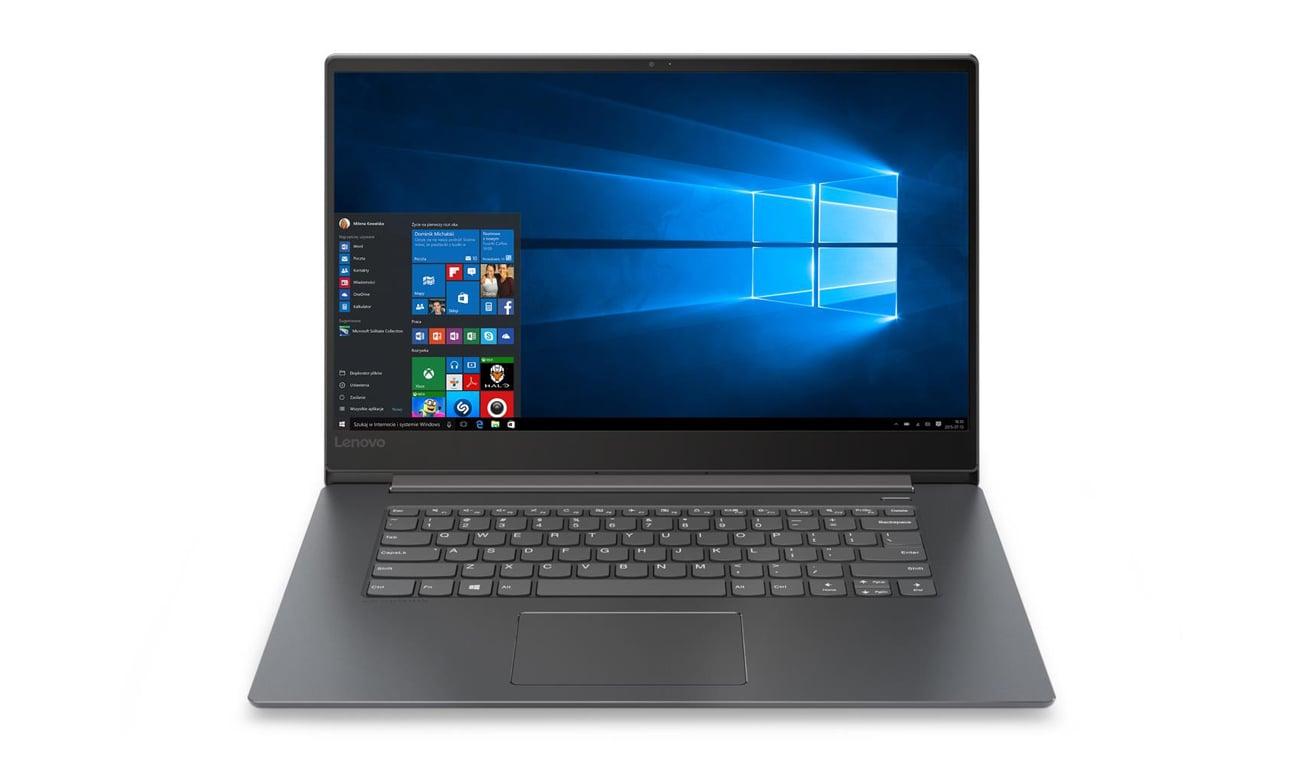 Lenovo Ideapad 530s moc elegancja