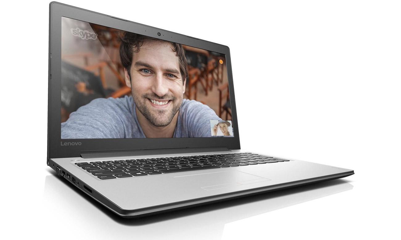 Lenovo Ideapad 310-15 Biały procesor core i3 szóstej genracji