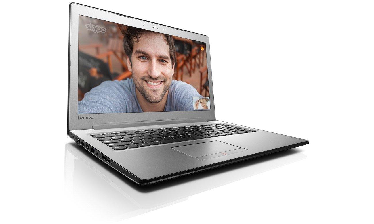 Laptop Lenovo Ideapad 510 karta graficzna NVIDIA GeForce efekty graficzne