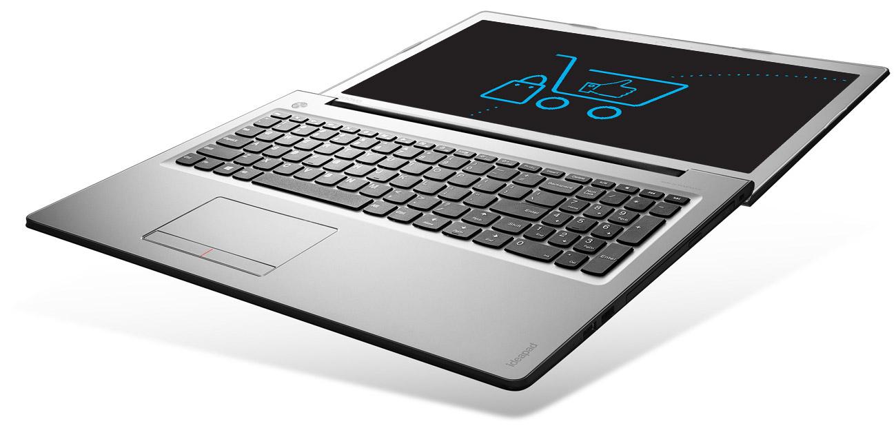 Laptop Lenovo Ideapad 510 smukły lekki mobilny