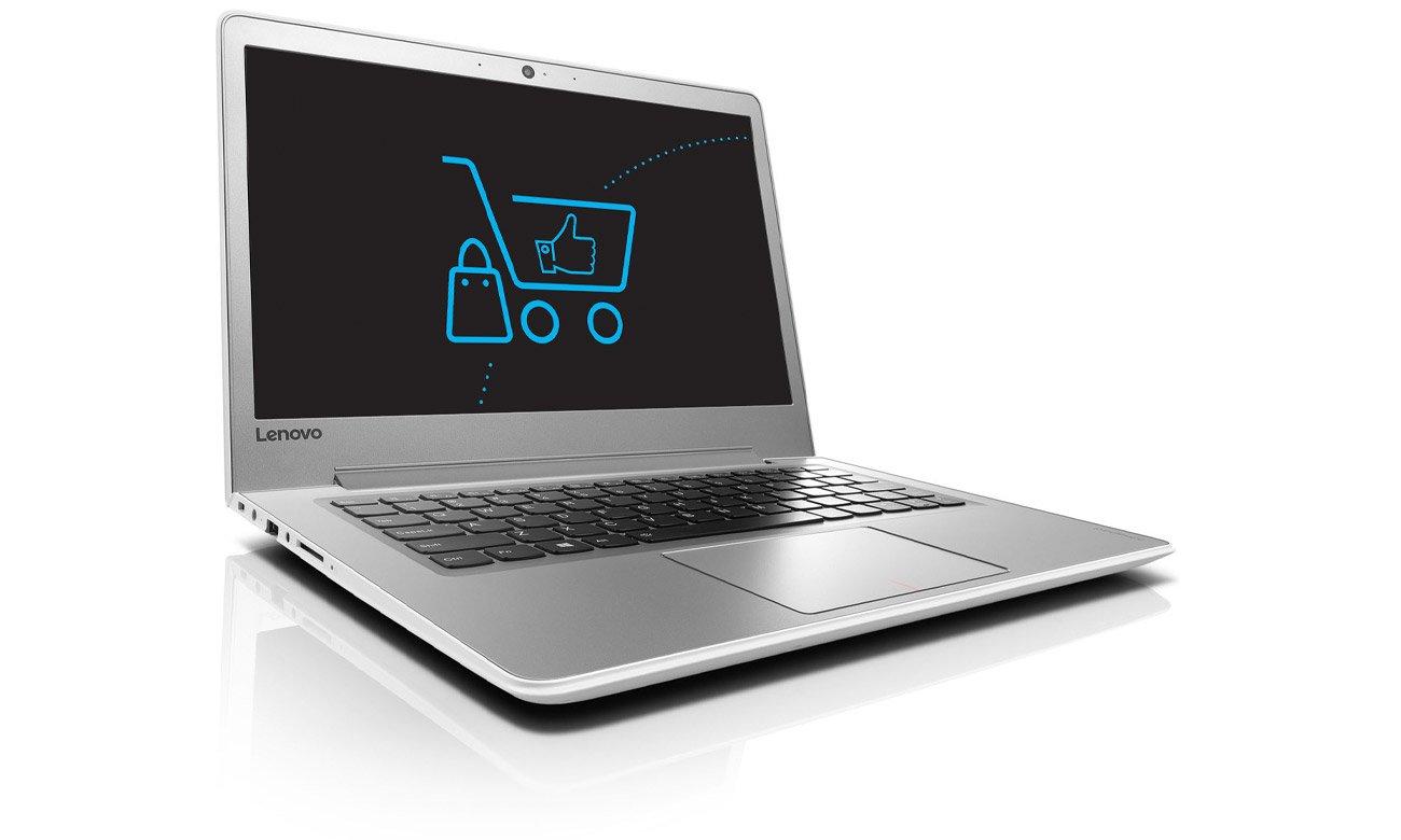 Laptop Lenovo Ideapad 510s procesor intel core i5 siódmej generacji