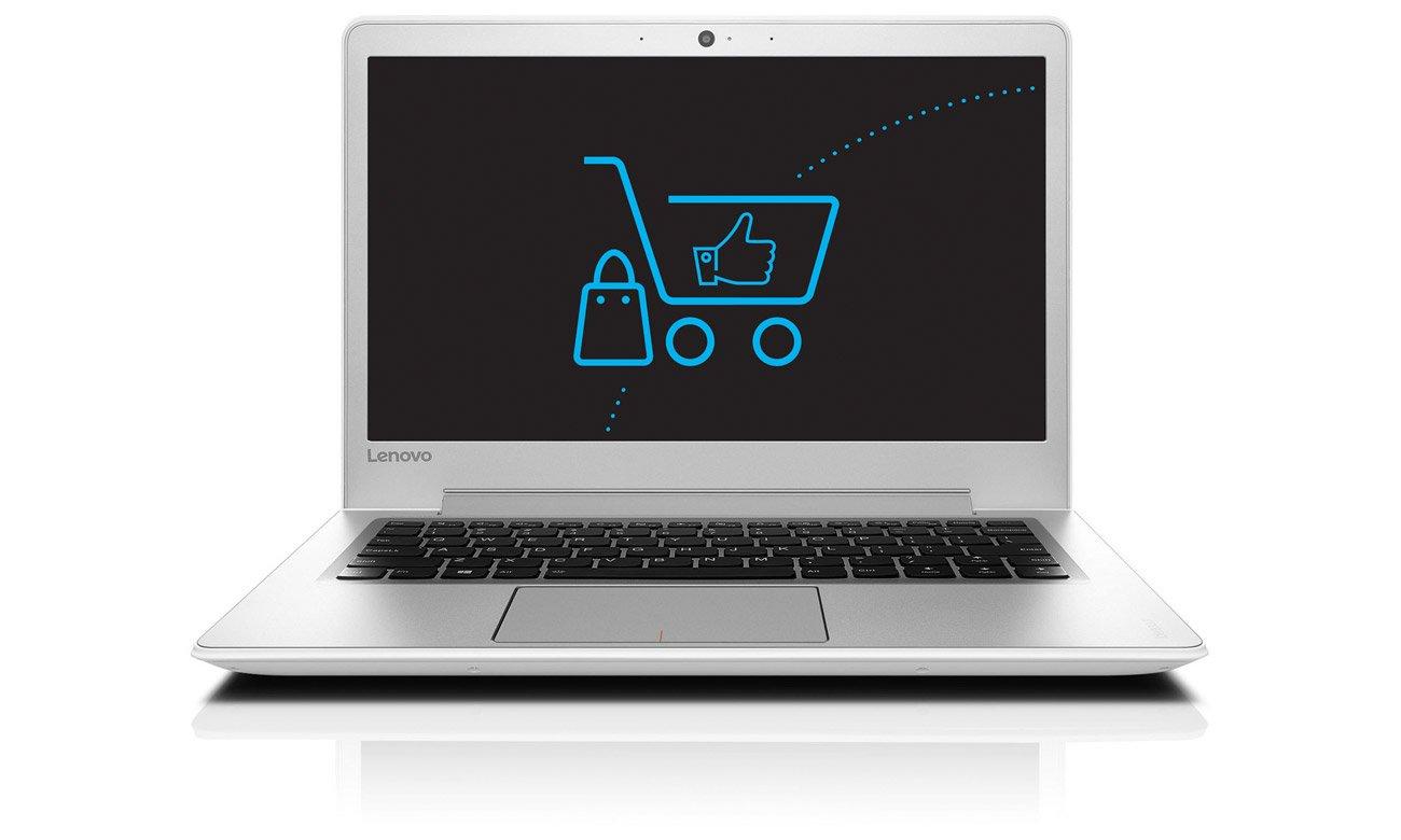 Laptop Lenovo Ideapad 510s układ graficzny intel hd graphics funkcje graficzne