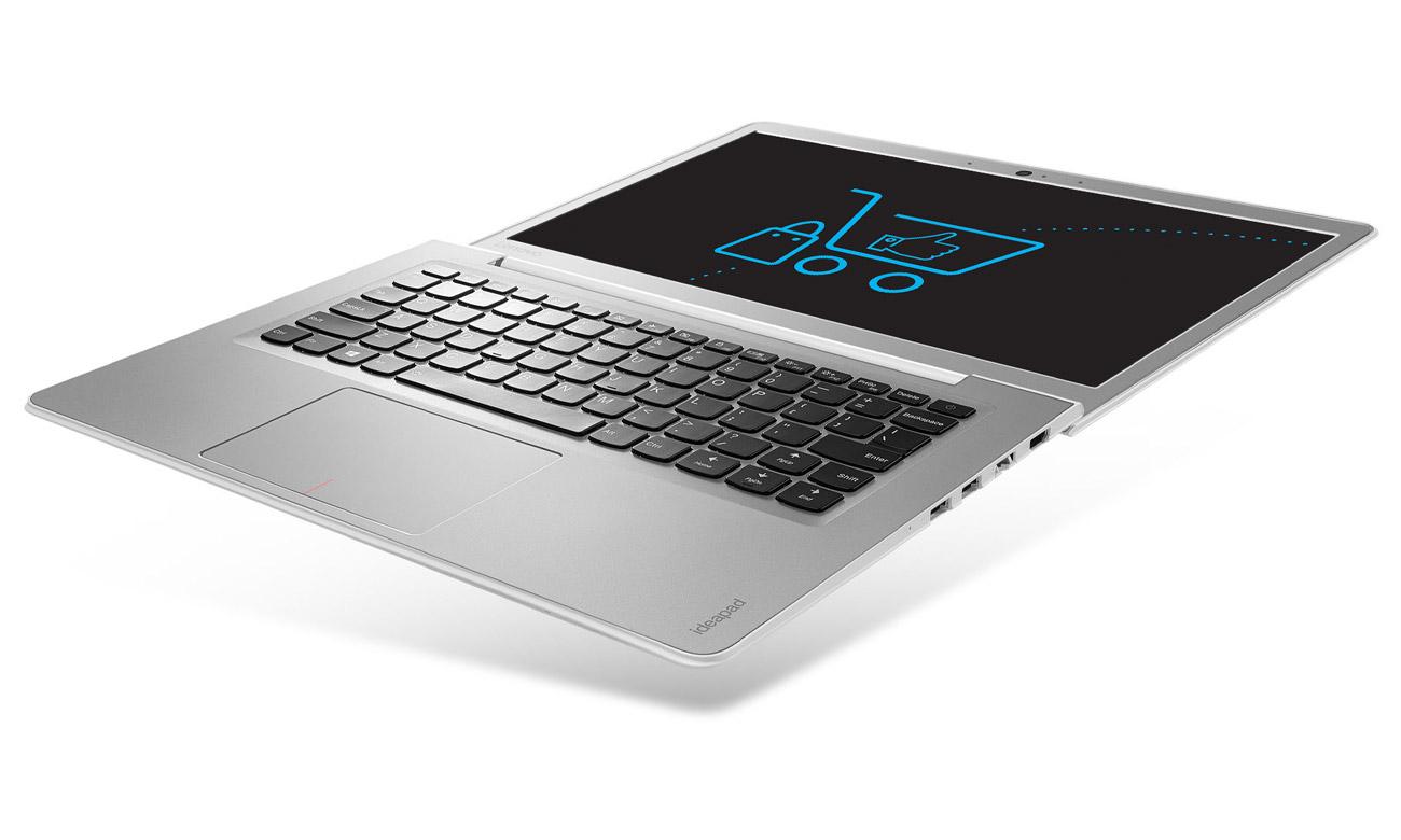 Laptop Lenovo Ideapad 510s smukły lekki mobilny matryca ips