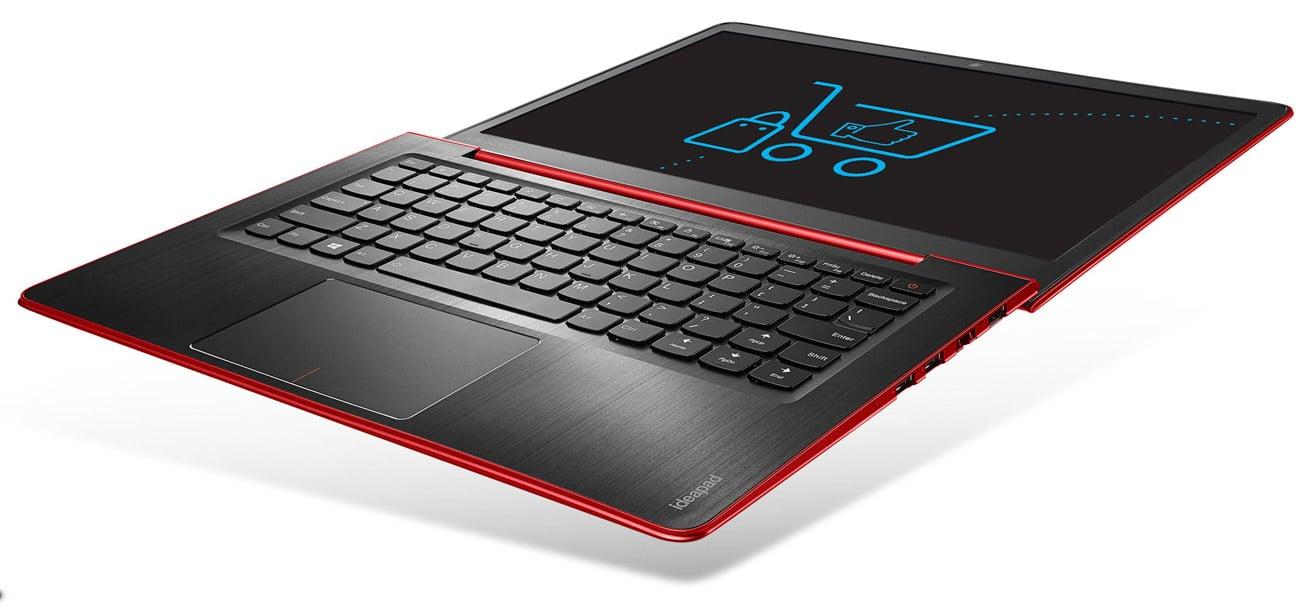 Laptop Lenovo Ideapad 510s matryca ips smukły lekki mobilny