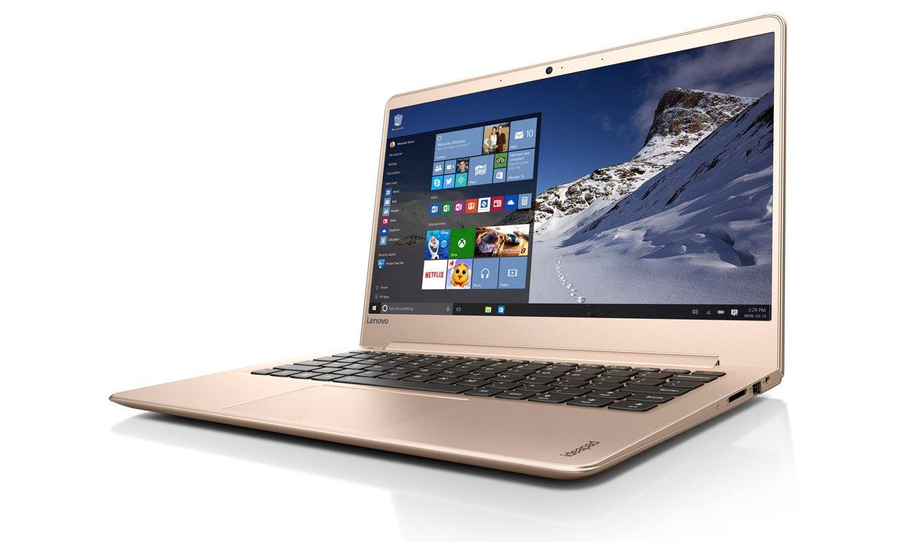 Laptop Lenovo Ideapad 710s matryca full hd technologia ips