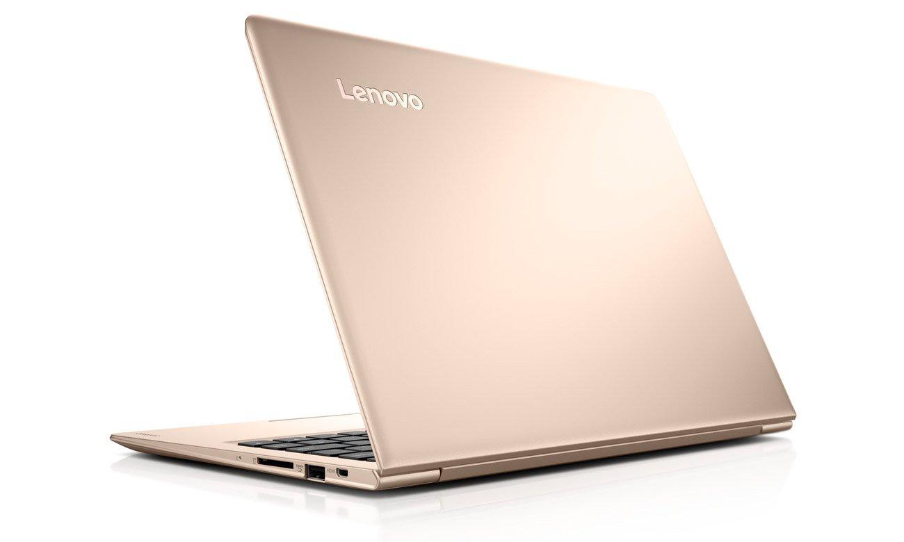 Laptop Lenovo Ideapad 710s przeglądanie sieci ultraszykie złącze usb 3.0