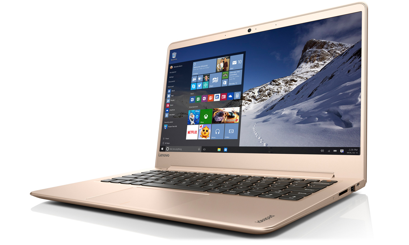 Procesor Intel Core i5 w Lenovo Ideapad 710s