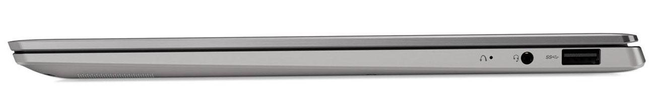 Lenovo Ideapad 720s-13 Elegancki nowy design, Niezwykle cienki i lekki