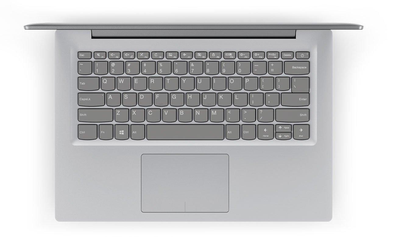 Lenovo Ideapad 120s ergonomiczna klawiatura