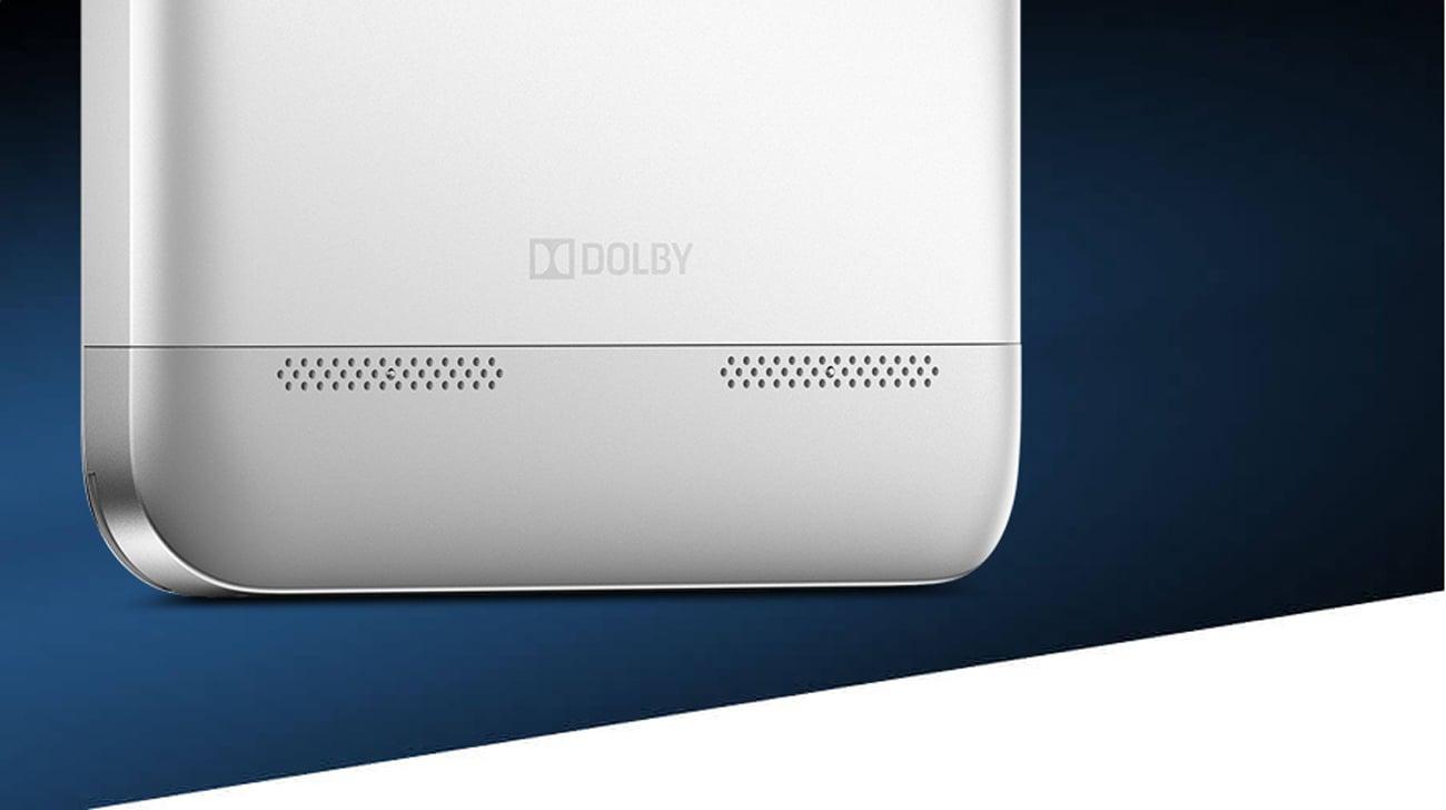 Lenovo K5 głośniki stero Dolby Atmos