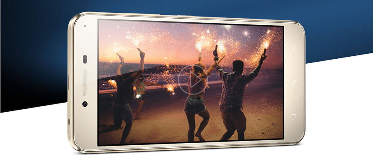 Lenovo K5 ekran 5'' HD IPS