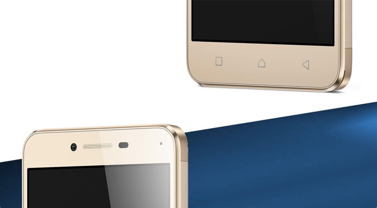 Lenovo K5 łączność 4G LTE oraz obsługa dual SIM