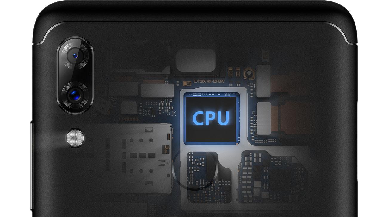 Lenovo K5 Pro 8-rdzeniowy procesor Snapdragon 636