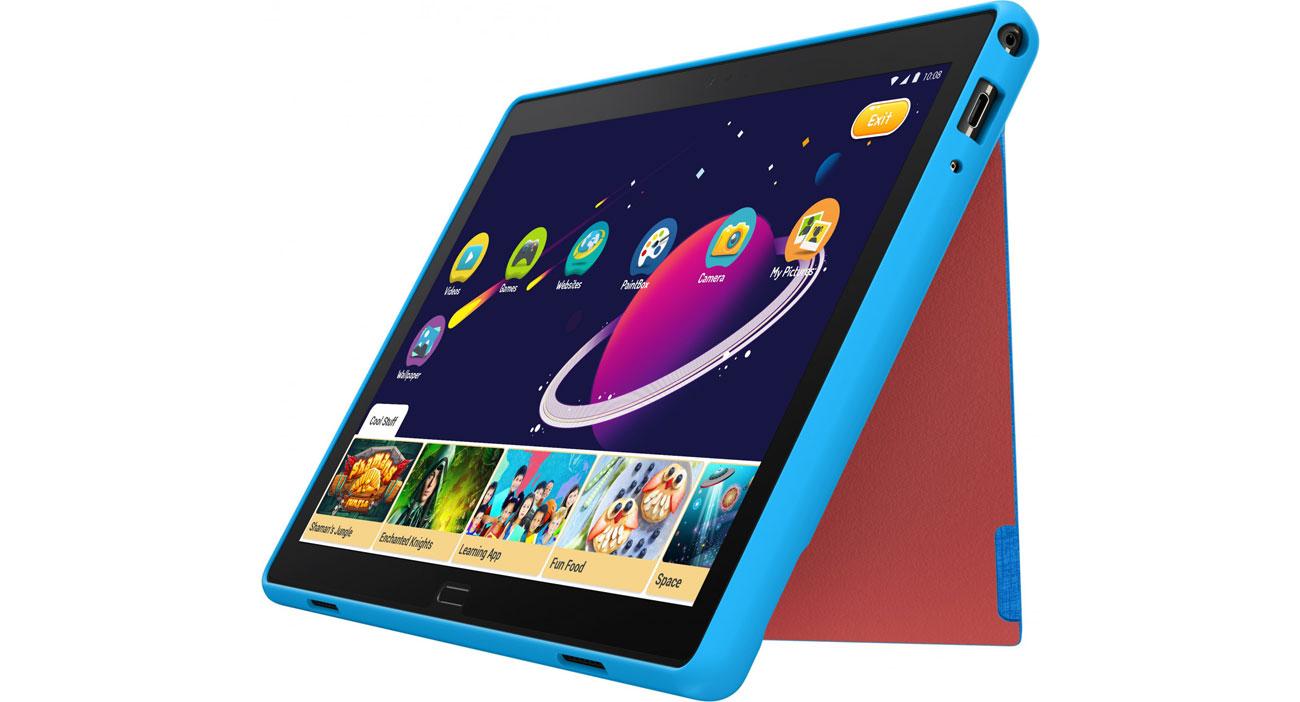 Etui Kids Bumper do Lenovo Tab M10 niebieski