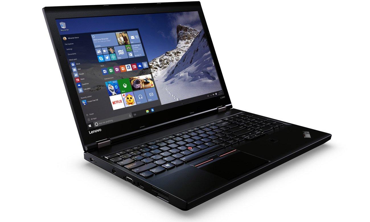 Lenovo L560 wytrzymałość