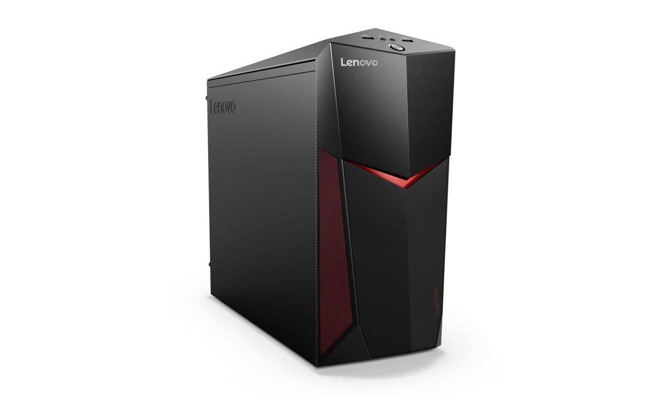 Lenovo Legion Y520T-25 i5-7400/8GB/1TB/Win10 GTX1050 - Desktopy