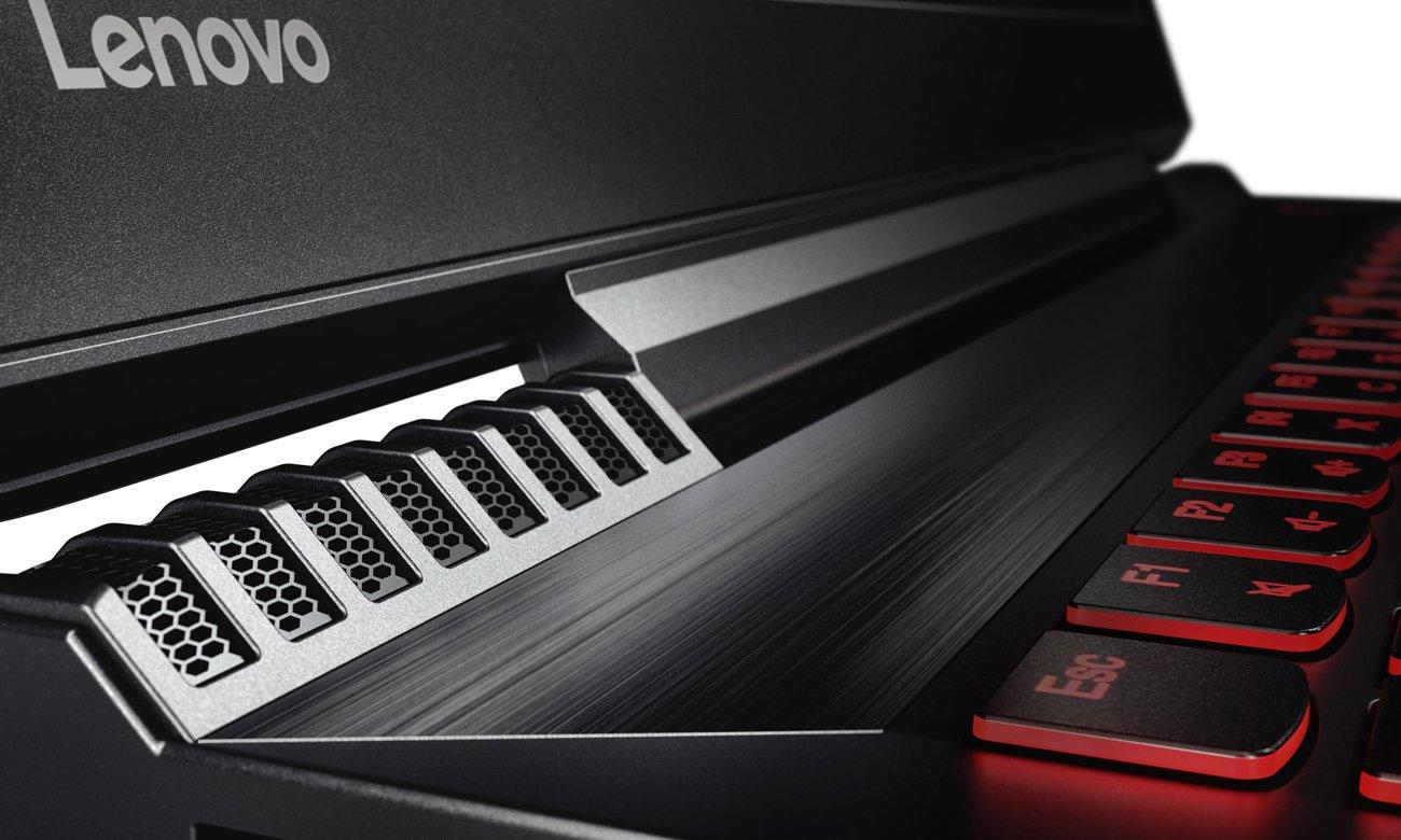 Lenovo Y520 Legion Dźwięk przestrzenny, Głośniki Harman z Dolby Audio