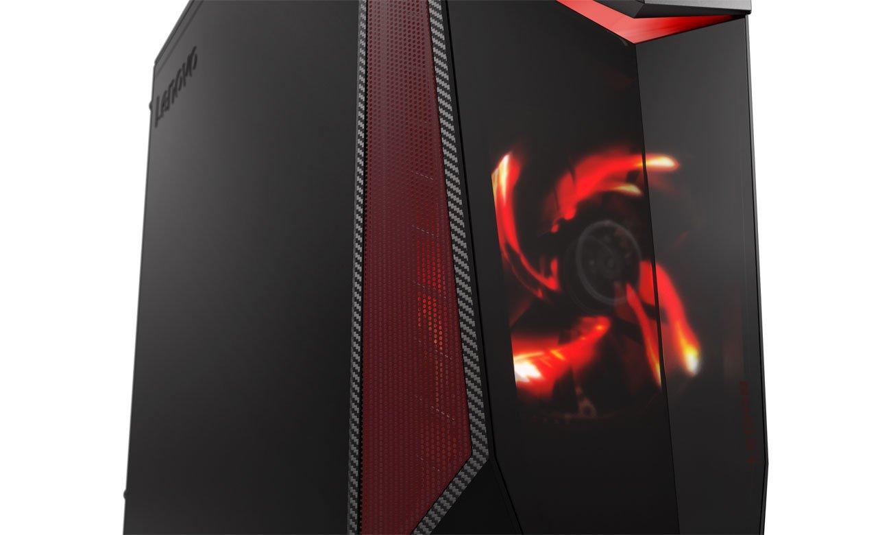 Lenovo Legion Y520T-25 i5/8GB/256/Win10 GTX1050Ti - Desktopy - Sklep