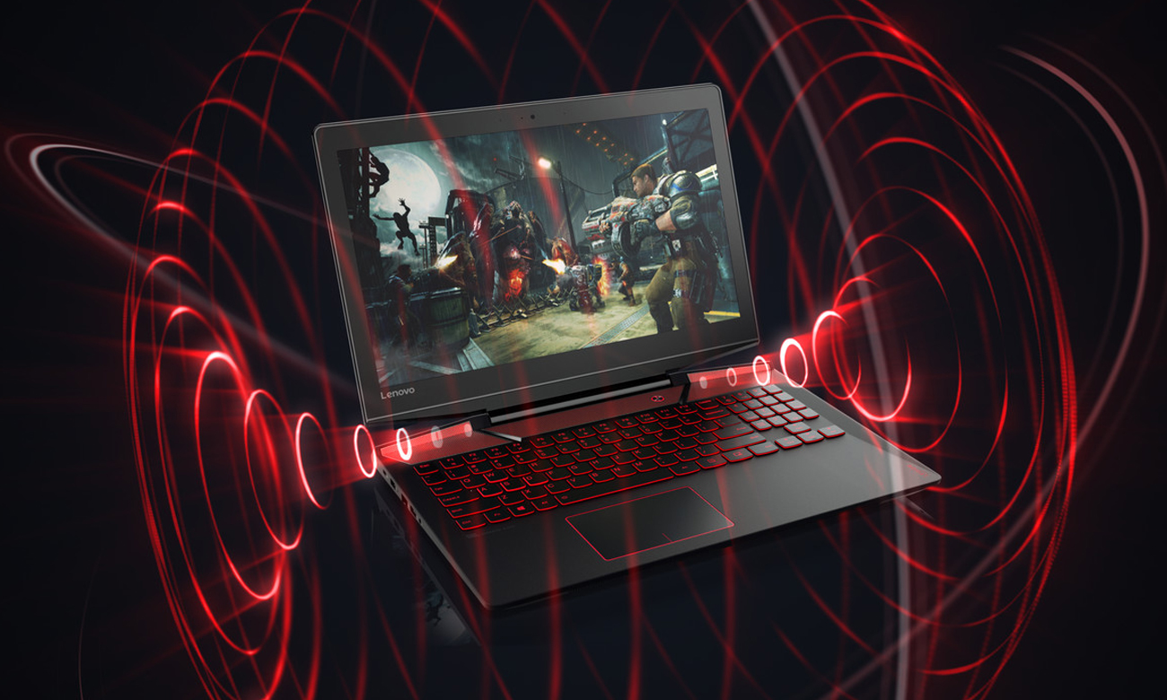 Lenovo Legion Y720-15 Dolby Atmos®